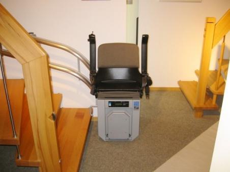 HIRO 180 - krzesełko schodowe