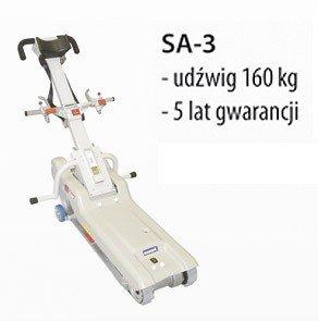 SA-3 - UDŹWIG 160 kg, GWARANCJA 5 LAT! <br/>Jesteśmy wyłącznym dystrybutorem Japońskiej firmy SUNWA