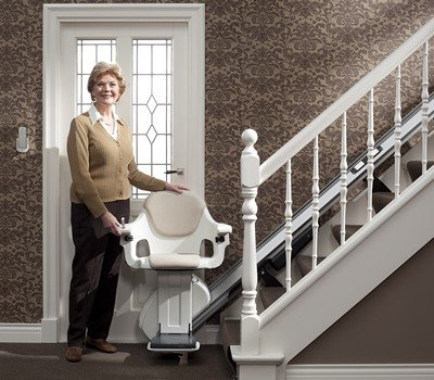 Krzesełko schodowe HOMEGLIDE